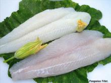 Pangasius Fillet and Shrimp