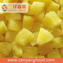 organic delicious tropitical Canned Pineapple in light syrup dice / slice / ring