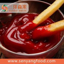 good taste sweet and sour tomato ketchup without preservatives and artficial addtives