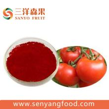 tomato extract / Natural  pigment  color tomato  lycopene  / food grade
