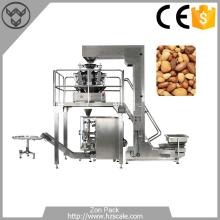 Multihead Weigher Vetical packing machine Automatic Pouch Packing Machine