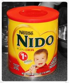 Nestle Nido Milk Powder ALL Stage
