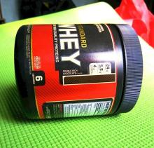 Copy of Whey protein Optimum Nutrition