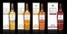 Macallan , Chivas , JB ,whisky