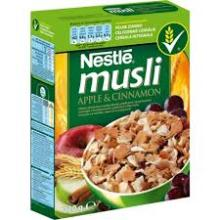 Nestle Lion Cereal, Nestle Muesli