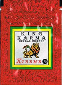 #king karma extreme herbal incense#