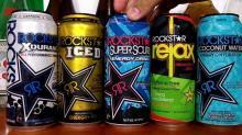 Rockstar SuperSours Energy Drink