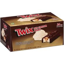 twix icecream bar