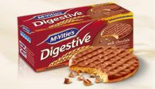 digestive biscuit milk chocolate