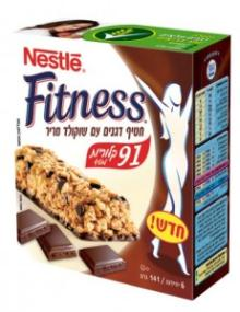 nestle fitness choco bar