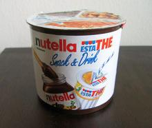 nutella snack & drink