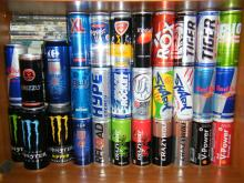 Beverage Energy Drinks