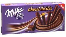 Milka chocolilastix