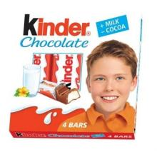 kinder chocolate T4