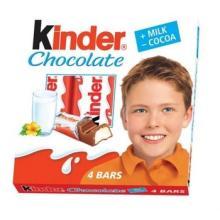 kinder chocolate T4