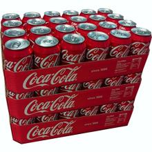 Coca cola in cans
