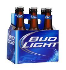 Light Beer Bottles