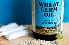 Tobacco Seed Oil, Tomato Seed Oil, Wheat Germ Oil