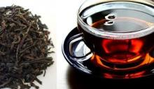 Competitive price black tea with good quality