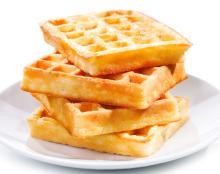 Egg Free Belgian Waffle Mix