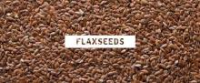 factory supplier flax seeds specification flax seed