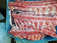 Pork Spare Ribs, Pork Neck Bones, Pork Back Bones, Pork Flat Bones from Chile