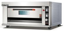 Food Deck Oven for Bread 1 Deck 2 Trays Deck Oven FMX-O120A