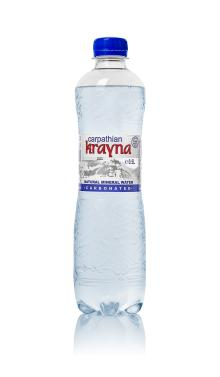 Carbonated Mineral Water Krayna 500 ml