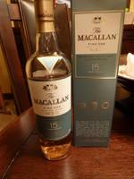 The Macallan Scotch Whiskey