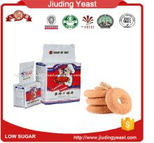 Chinese factory Active instant Dry Yeast 500g for Bakery with bv certification
