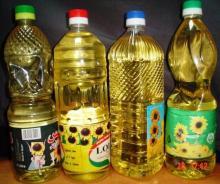 100% Refined Edible Sunflower Oil