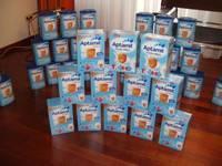 Infant formula: ENFAMIL, APTAMIL, NUTRILON, S-26 GOLD, NURTURE, NAN
