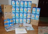 NEW Nutricia-Aptamil Pronutra + Baby and Infant Milk Formula All Stages