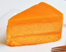 Orange Velvet Cake Mix