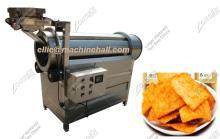Snacks Seasoning Machine|High Quality Rice Crust Flavoring Machine