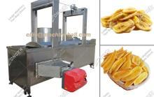 Continuous Namkeen Fryer Machine|Namkeen Frying Machine