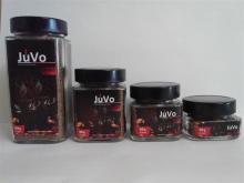 JuVo Gold coffee instant 150g glass jar (freeze-dried), 12 pcs/cartons