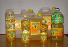 Refined Sunflower Cooking Oil in Russia