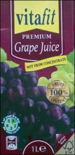 Vitafit Apple,Orange,Red Grape Juice