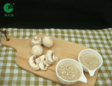 dehydrated mushroom powder