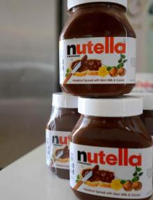 High Quality Ferrero Nutella Chocolate