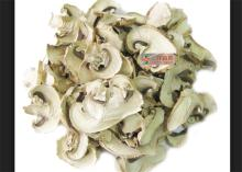 natural dehydrated mushroom flake