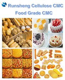 water retention Bakery Food additives Sodium Carboxymethyl Cellulose food grade CMC Halal Kosher