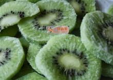 New Crop Organic Frozen Fruit Kiwi