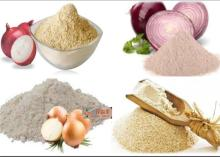 Natural Vegetable Powder Dehydrated Onion Powder