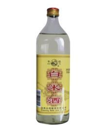 Baita white rice wine 750ml