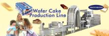 Saiheng Food Machine For  Wafer  Biscuit Production Line
