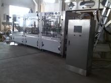 ultra-clean  4 -in- 1  filling machine