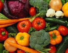New Zealand Fresh Vegetables