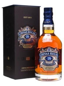 CHIVAS REGAL 18 YRS